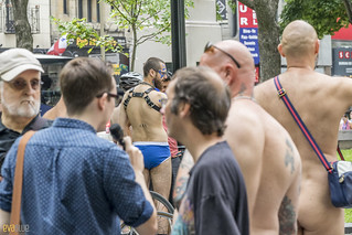 world naked bike ride montreal 39 | by Eva Blue