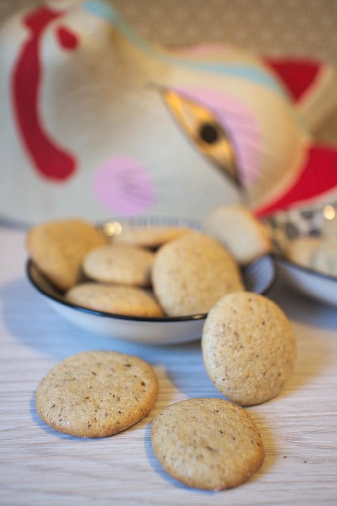 Soba Bouro / Soba Boro/ Buckwheat Cookies