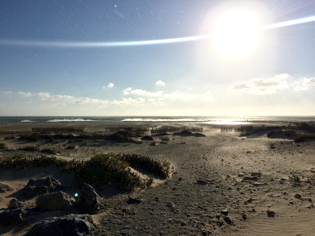 Tarifa beach Los Lances