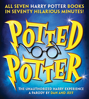 BAB Exclusive: Save $20 on Tickets for 'Potted Potter' – All Seven 'Harry Potter' Books In Seventy Hilarious Minutes | by bigapplebrits