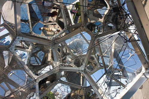 Tomás Saraceno, Cloud City, Metropolitan Museum of Art | by gsz
