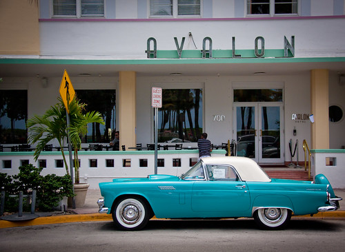 Miami Beach Thunderbird Hotel Car Rental
