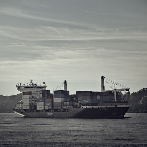 containerschiff [andre gansebohm] | by Andre Gansebohm