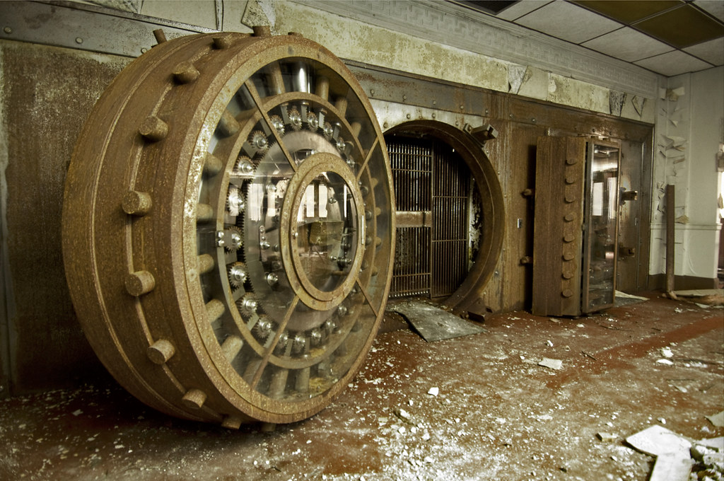 Bank Vault Justin Said It Best When He Said Quot Do You