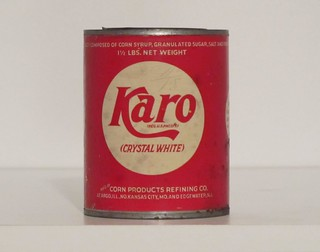 Vintage Karo Corn Syrup Can | by bolio88