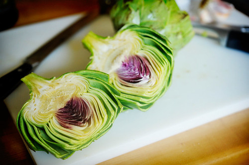 Tasty Kitchen Blog Artichokes 09 | by Ree Drummond / The Pioneer Woman