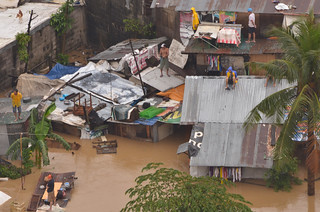 20120807_flood in Metro Manila | by Jenn Lie
