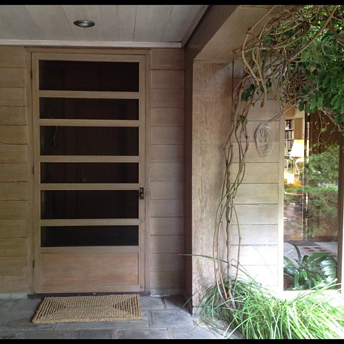 screen door #love #modern #design | by lauriematthews
