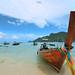 Phuket - Long Tail Boat