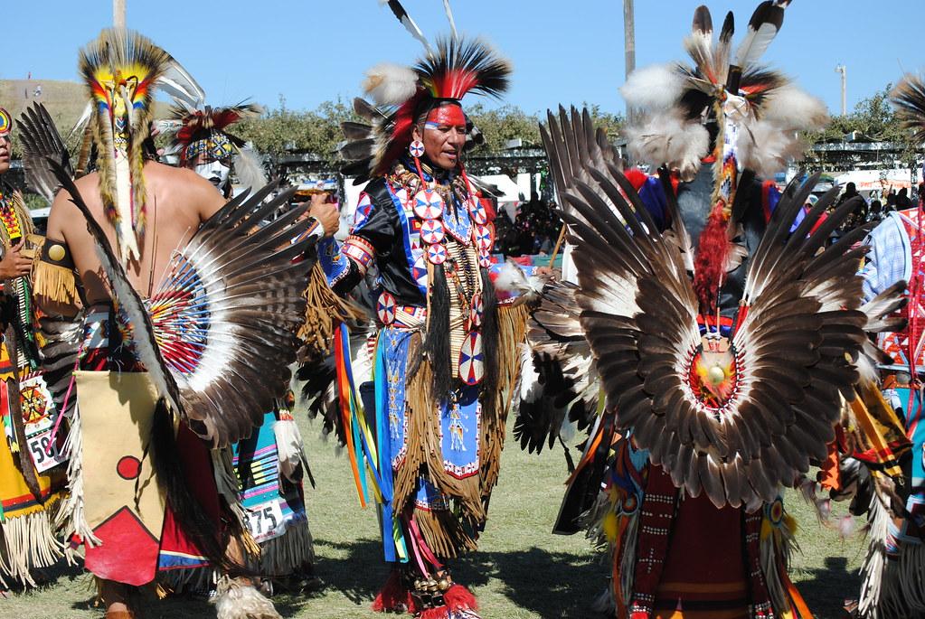Amerikan Alkuperäiskansat