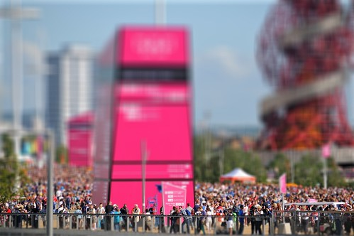 People! Olympic Park, London 2012 | by sbally1