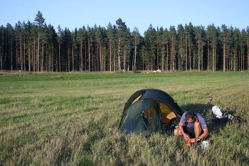 Wild camping in Sweden   The Sloths   Flickr