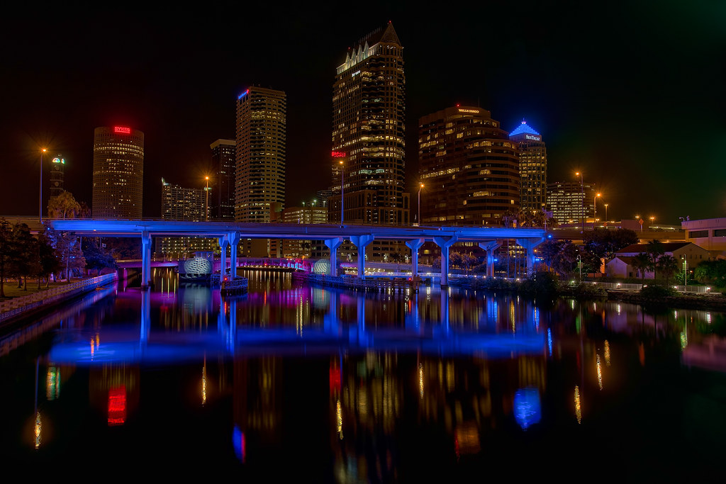 Platt Street Bridge View - Agua Luces | Matthew Paulson ...