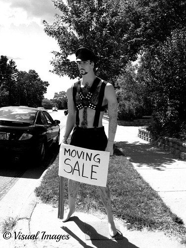 ATTRACTING PEOPLE TO YOUR MOVING SALE [EXPLORED 8/19/12] | by Visual Images1 Thanks for over 2 million views!