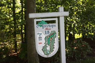 Treetops - The Premier Course - Fazio #15 | by GolfTrips.com