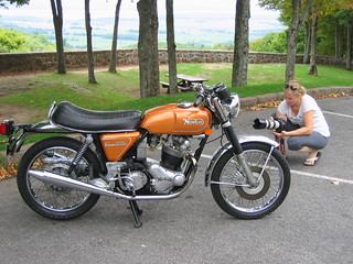 Norton Commando | by xr650rj