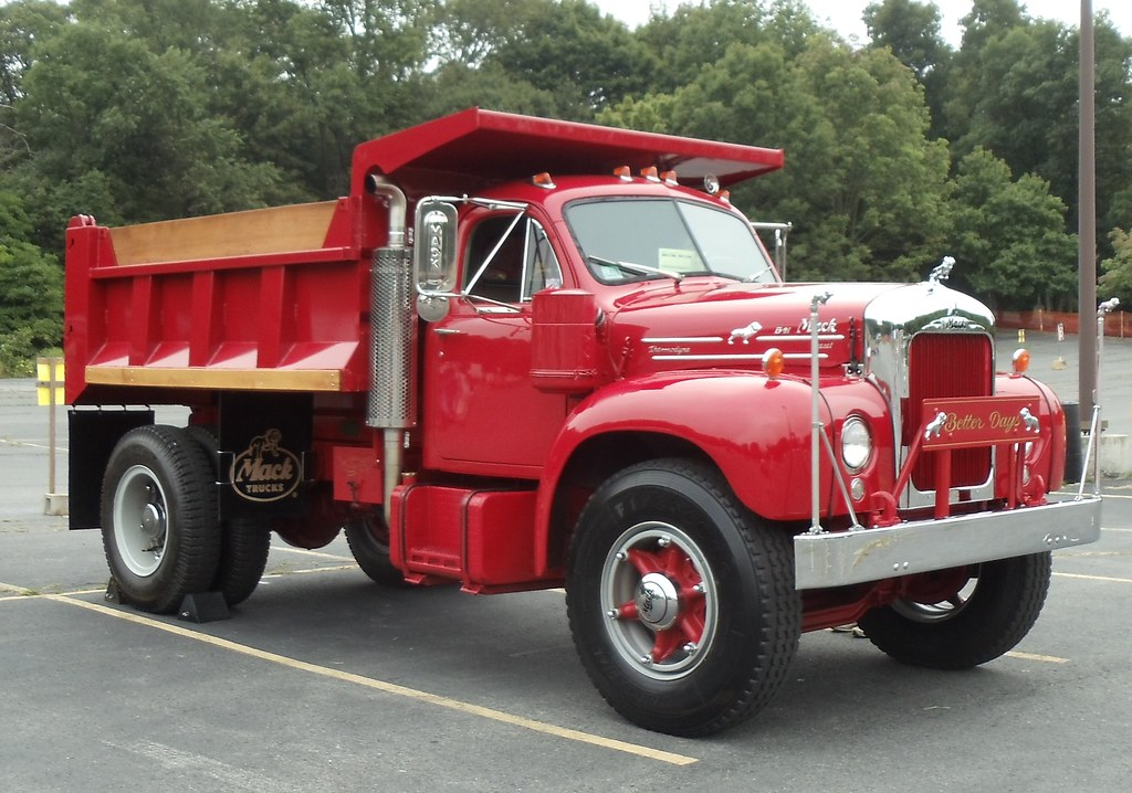 1988 Mack Dump Truck Pictures to Pin on Pinterest - PinsDaddy