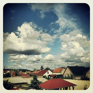 Out my window. Miskolc, Hungary. | by Andyz89