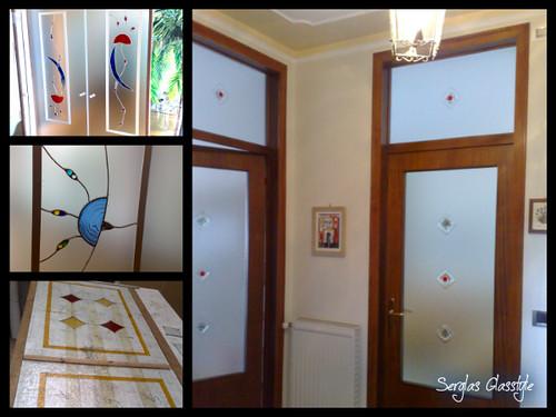 Serglass vetro porte cristallo glasstyle su misura prezzi for Arredo ufficio padova