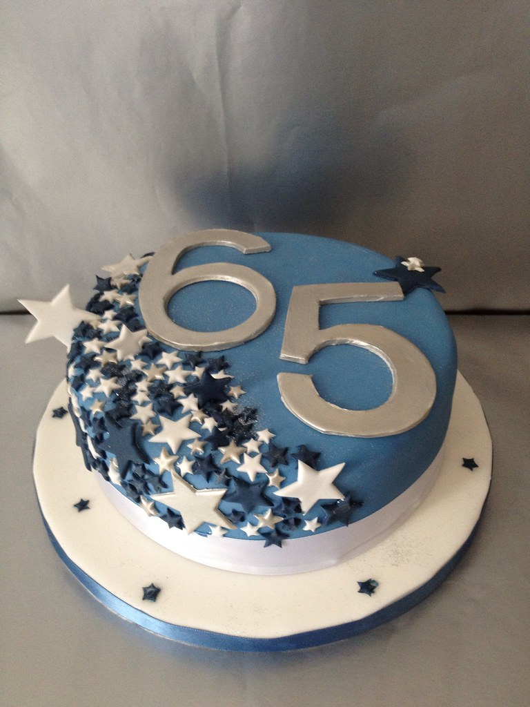 65th Birthday Cake Zeph Flickr