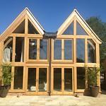 Timber Framer - Oak Glazing