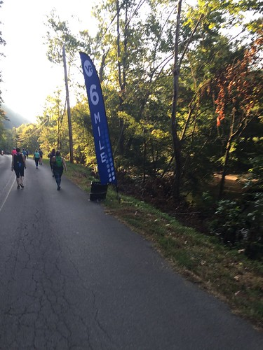 Great Smoky Mtns Half Marathon 2016