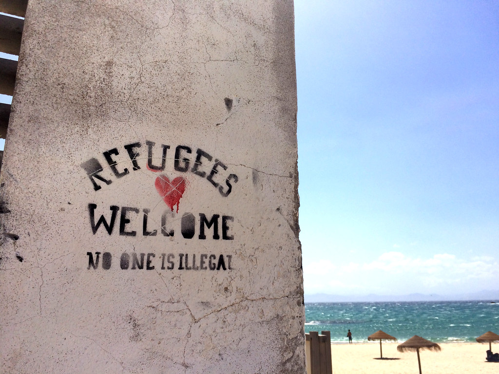 Refugees Welcome en Tarifa