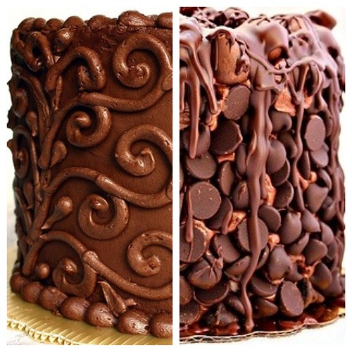 Two chocolate cakes | by artofdessert