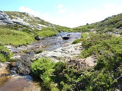 Cascade du Ghjavinghjolu