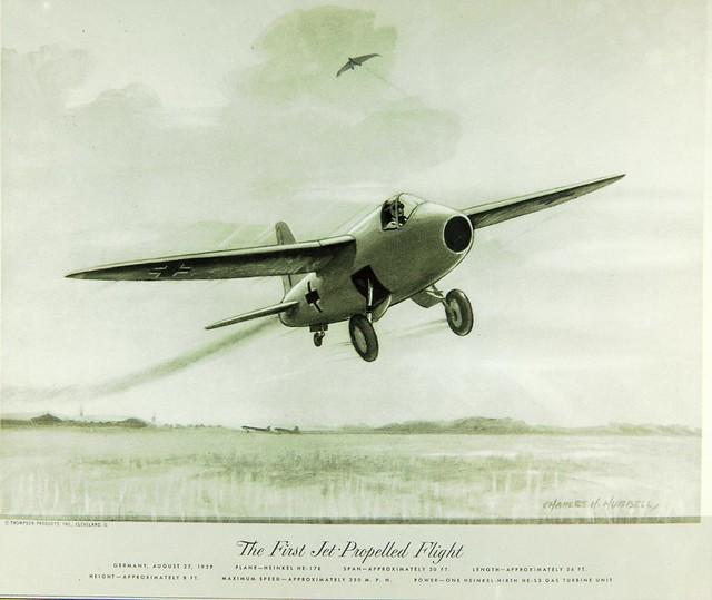 Heinkel  He 178Heinkel He 178