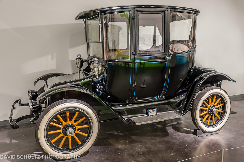 1914 Detroit Electric | An electric car that can go over ...