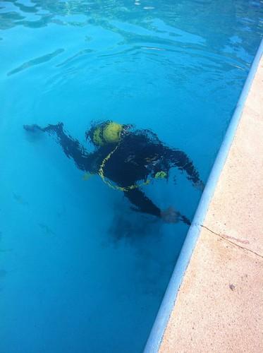 Reparaci n de fuga en piscinas grupo vico flickr for Reparacion de piscinas