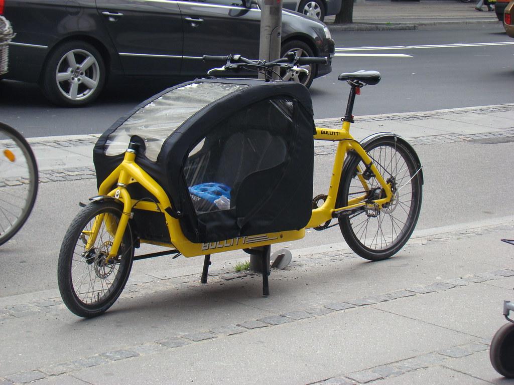 Bullitt - Cargo bikes in Copenhagen | Cian Ginty | Flickr