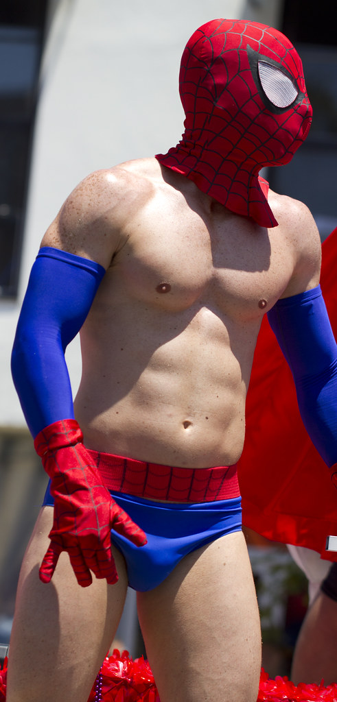 Sexy Spiderman | Nathan Rupert | Flickr