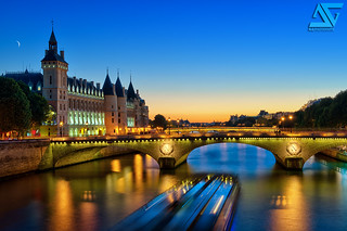 Conciergerie @ Paris | by A.G. Photographe