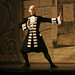 Joshua Tuifua as The Fencing Master in The Rake's Progress.  © ROH/Dee Conway. 2006
