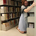 Day 210: How Do You Hug a Library?