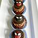 spiderman oreo cupcakes
