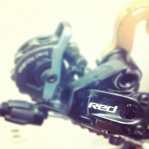 SRAM RED | by pristinefixedgear