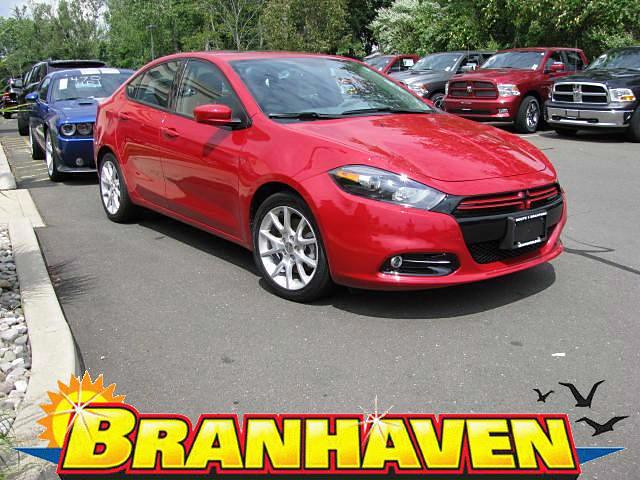 dodge dart sxt rallye edition exterior branhaven dodge bra. Black Bedroom Furniture Sets. Home Design Ideas