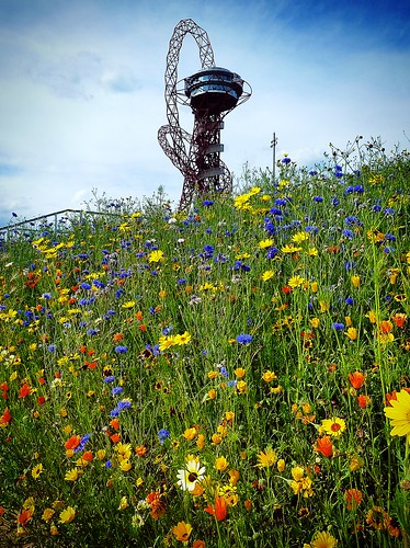 ArcelorMittal Orbit, London 2012 Olympic Park | by firstnameunknown