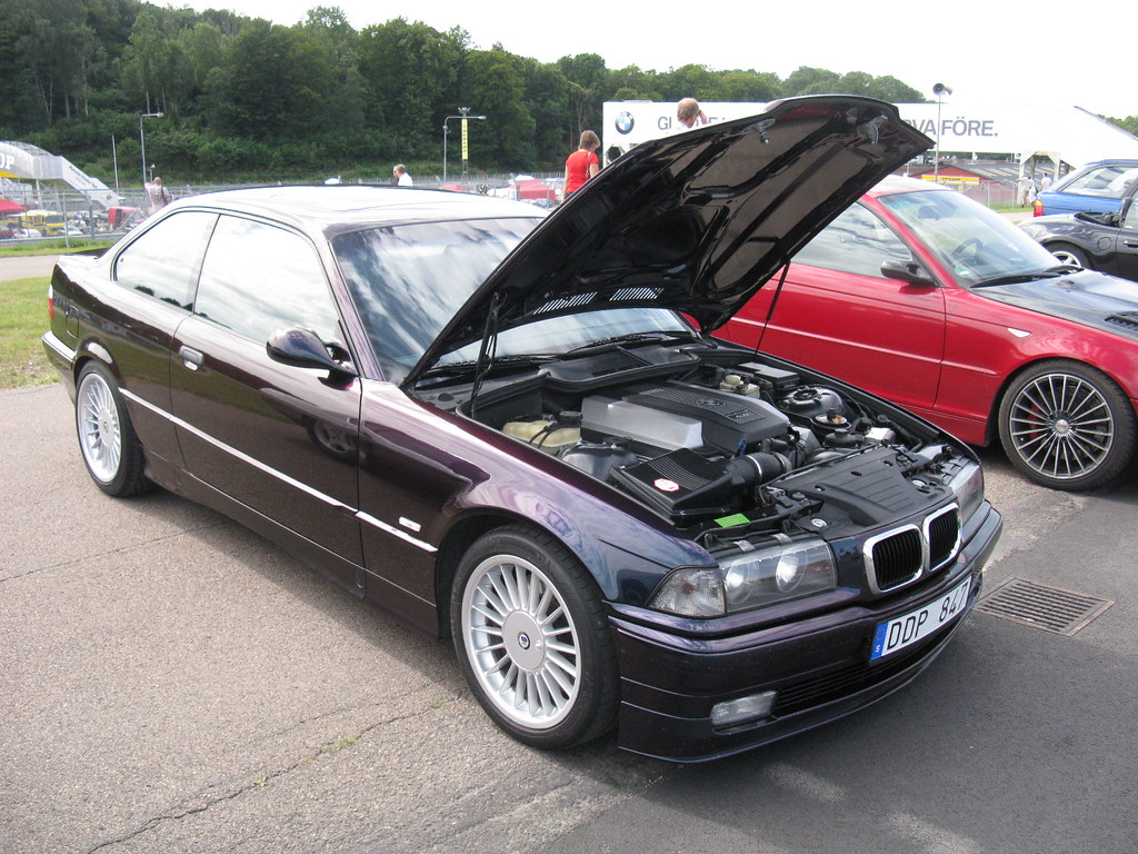 BMW Alpina B Coupé E Nakhon Flickr - Bmw b8 alpina