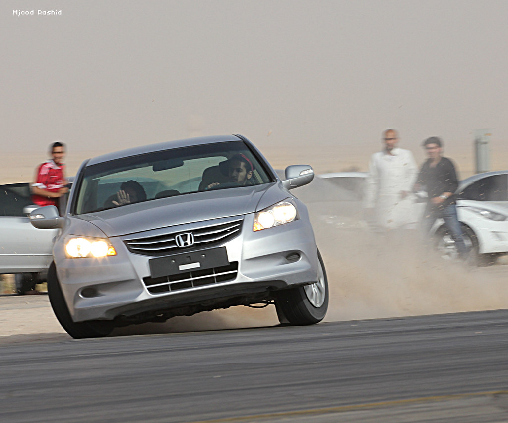 Drifting Is Now a Criminal Offense in Saudi Arabia - autoevolution