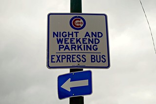 Cubs Parking | by Cragin Spring