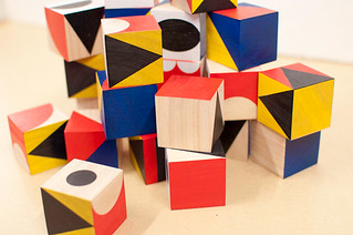 ShapeMaker wooden blocks at Poketo... fun! | by poketo