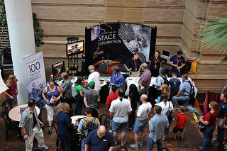 Mars Science Laboratory (MSL) Curiosity Landing Event | by Lockheed Martin