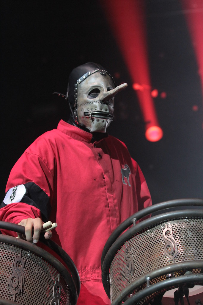 Chris Fehn - Slipknot | Slipknot @ Mayhem Fest, Camden N.J ...