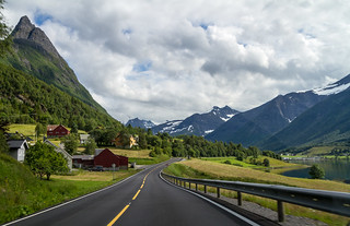 Road trip near Sykkylven | by TimOve