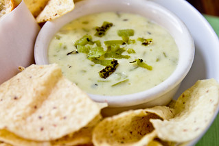 Hatch Chile Con Queso | by TheBrewer&TheBaker