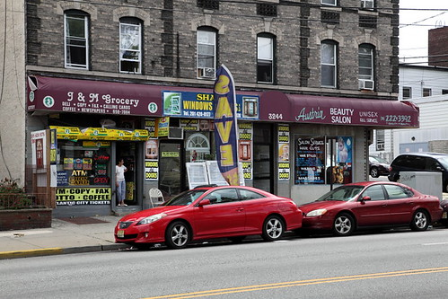 J&M Grocery and neighbors, Jersey City | by Eating In Translation